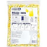 Honeywell 1006187 Howard Leight Small Bilsom 303 Earplug Refill Pack for Leight Source Dispenser (Pack of 200 Pairs)