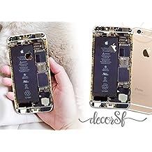 Interior Piel de iPhone 6/iPhone 6adhesivos/Apple/iPhone Skins adhesivos pegatinas