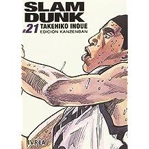 Slam Dunk Kanzenban 21