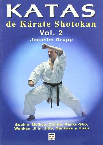 KATAS DE KÁRATE SHOTOKAN Vol. 2 por Joachim Grupp