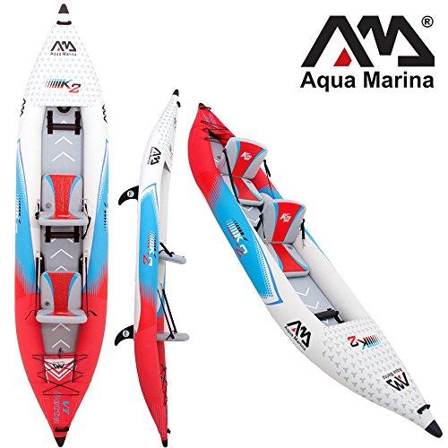 Aqua Marina Kajak Betta VT im Test und Preis-Leistungsvergleich