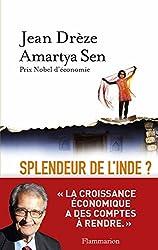 Splendeur de l'inde? - developpement, democratie et inegalites