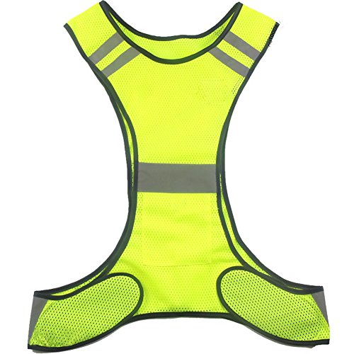 ueasy-high-visibility-running-cycling-safety-vest-reflective-vest-with-reflective-stripes-yellow