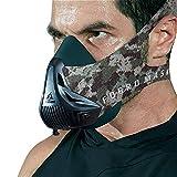 FDBRO Sports Masque, Fitness, Gym, La Résistance, L'altitude, L'entraînement Cardio Sports Masque 3.0 Training Sport Mask (Forét, M)...