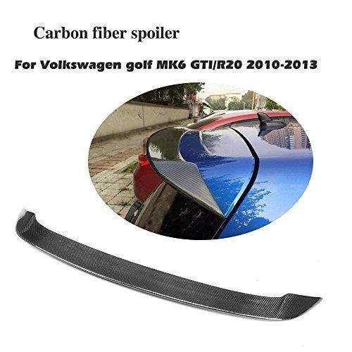 JCSPORTLINE Heckspoiler für Golf 6 Golf6 MK6 VI R20 GTI 2010 2011 2012 2013