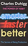 In the international bestseller The Power of Habit, Pulitzer Prize-winning journalist Charles Duhigg explained why we do what we do. In Smarter Faster Better, he applies the same relentless curiosity, rigorous reporting and rich storytelling to expla...