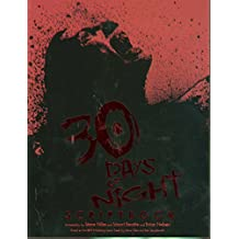 30 Days Of Night Scriptbook by Stuart Beattie (2007-10-16)