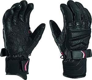 Leki Griffin Pro S Ski Handschuhe, Schwarz 7.5