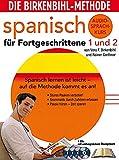 Audio-Sprachkurs Birkenbihl Spanisch Fortgeschrittene 1 + 2