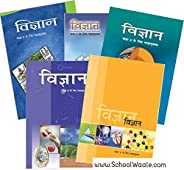 NCERT Vigyan Books Set for Class 6 to 10 (5 Books - SchoolWaale) [Unknown Binding]