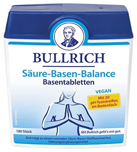 Bullrichs Vital Basen-Tabletten, 180er