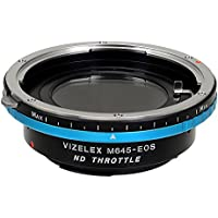 Fotodiox pro nD mamiya 645 m645 (verre) pour canon eOS-filtre nD variable nD2 nD1000 throttle vizelex nD)-lens mount adapter from fotodiox pro-mamiya 645) sur (m645 (les boîtiers canon eOS eF/eF-s camera (aPS-c & full frame such as 7D, 5D mark iII) with built-in (filter nD variable de nD2 nD1000)
