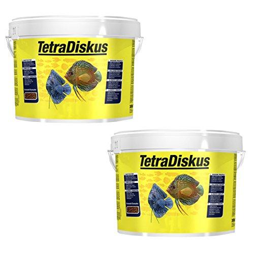 2-x-10-Liter-Tetra-Discus-Hauptfutter-Granulat-Fischfutter-Diskusfutter