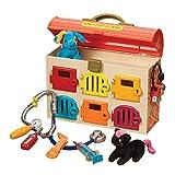 B. Toys 44159 - Arztköfferchen - Critter Clinic- Papaya