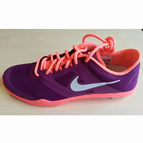 Nike Wmns Studio Trainer 2, Chaussures de Tennis Femme Violet - Morado (Bold Berry / White-Lava Glow)