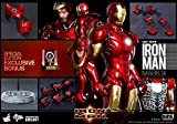 Hot Toys Movie Masterpiece - Iron Man: Mark III Diecast Special Edition