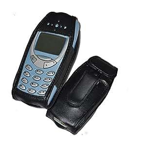 abc promedia® Handytasche mit Gürtelclip für Nokia 3310, 3330 und 3410