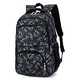 Cadeaux Rentrée Scolaire Backpack Sac à Dos Grande Volume Scolaire Enfant Garcon...