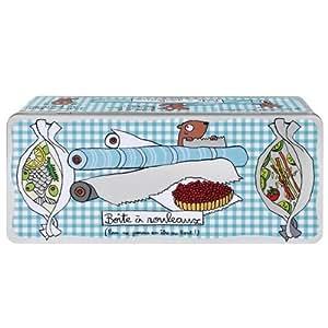 Boite rouleaux derri re la porte cuisine - Boite de rangement pour papier ...