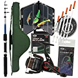 Compact Fishing Rod And Reels - Best Reviews Guide