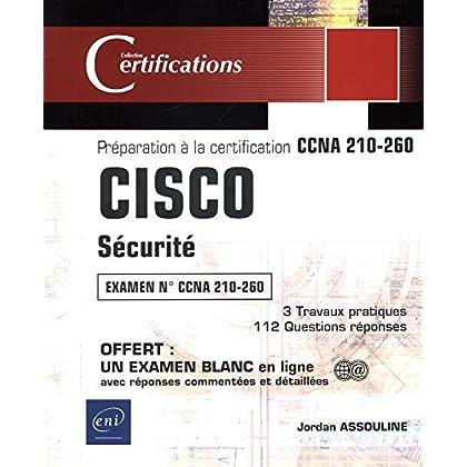 CISCO - Sécurité - Préparation à la certification CCNA 210-260