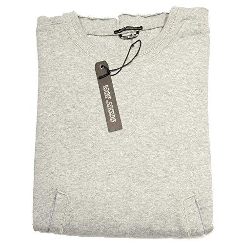 59598 felpa DANIELE ALESSANDRINI HOMME COUTURE maglia uomo sweatshirt men [XL]
