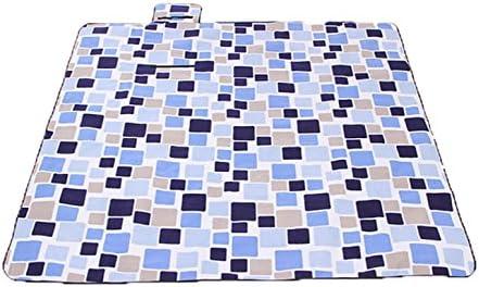 Pic-nic All'aperto Umidità Pad Pad Pad Spessore Picnic Impermeabile,bluLattice-200200cm | Primi Clienti  | Aspetto estetico  ba9028