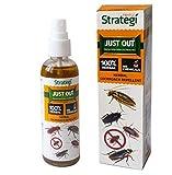 Herbal Strategi Cockroach Repellent Room Spray - 100ml