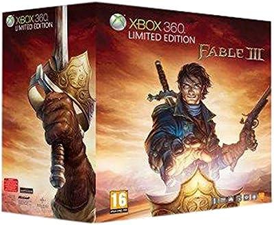 Microsoft Xbox 360 + 250 GB + Fable III - videoconsolas (Xbox 360, DDR3, IBM PowerPC, Unidad de disco duro, DVD, 802.11b, 802.11g, 802.11n)