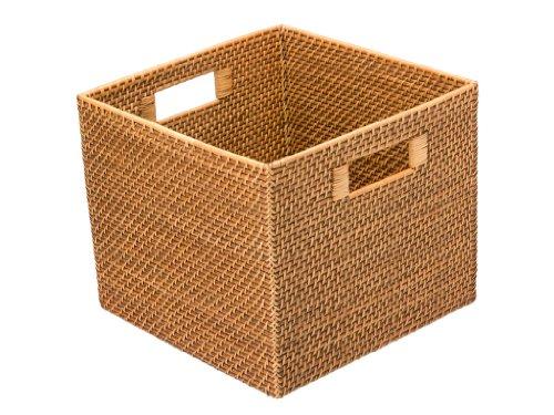 Kouboo Square Rattan Utility Basket -