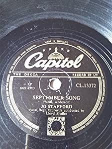 Jo Stafford -  The One And Only