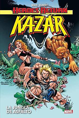 Ka-Zar: La jungla de asfa