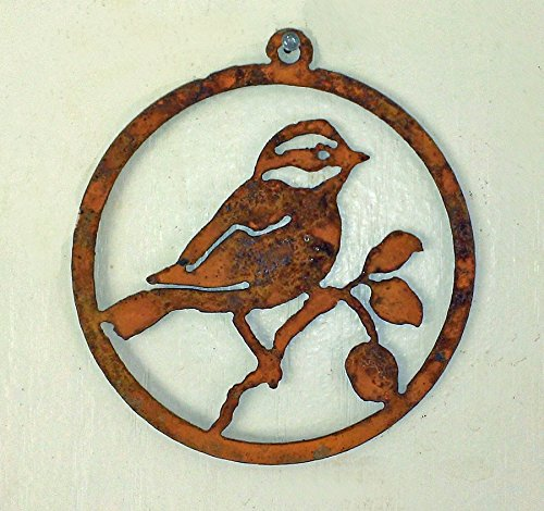 Black-Capped Chickadee Ornament