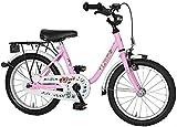 Bachtenkirch Kinder Fahrrad BIBI, rosa, 16 Zoll, 1300412-BI-07
