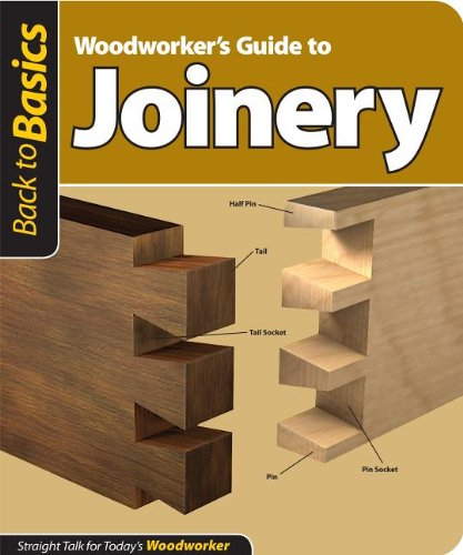 Woodworker's Guide to Joinery: Straight Talk for Today's Woodworker (Back to Basics (Fox Chapel Publishing))