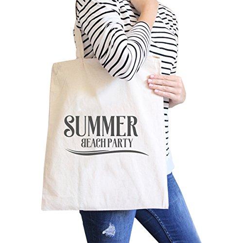 365 Printing inc , Borsa da spiaggia  Donna Enjoy The Sunshine Misura unica Summer Beach Party