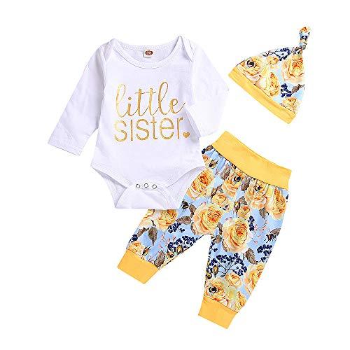 sunnymi Baby Mädchen 2 TLG Lace Bowknot Jumpsuit Stirnband Kostüm Für 3-18 Monat Outfits Kleidung (Halloween Für Kostüme Happy Kinder)