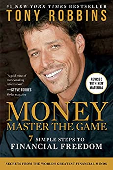 MONEY Master the Game: 7 Simple Steps to Financial Freedom (English Edition) de [Robbins, Tony]