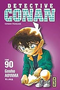 """Afficher """"Detective Conan n° 90<br /> Détective Conan - 90"""""""