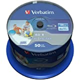 Verbatim (43812) : BD-R 6x 50-pack : Datalife Optical Media