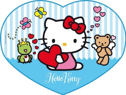 Clementoni Puzzle 29631 - 250 pz Love - Lovely Kitty -  Hello Kitty