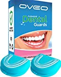 OVEO 4x Night Mouth Guard For Grinding Teeth, TMJ, Bruxism, Clenching - Night