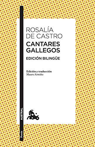 Cantares gallegos: Edición bilingüe (Poesía)