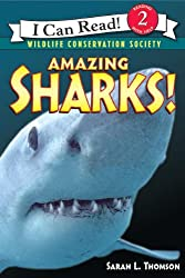 Amazing Sharks! (I Can Read Nonfiction - Level 2)