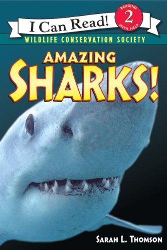 Amazing Sharks (I Can Read. Level 2)