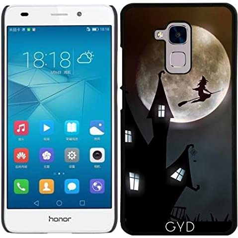Coque pour Huawei Honor 5C - Halloween Horreur Effrayant Effrayant by Grab My Art