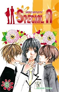 Special A Edition simple Tome 8