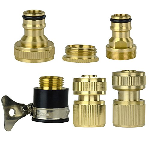 set-of-6-brass-garden-lawn-water-hose-pipe-fitting-set-connector-tap-adaptor-by-gardeningwill