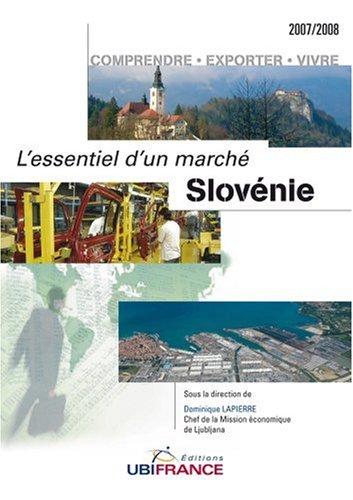 Slovénie par Dominique Lapierre