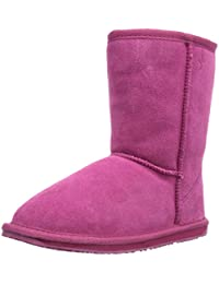 Emu Wallaby Lo,Unisex - Kinder Stiefel, Pink (Hot Pink), 24 EU  (7 UK)